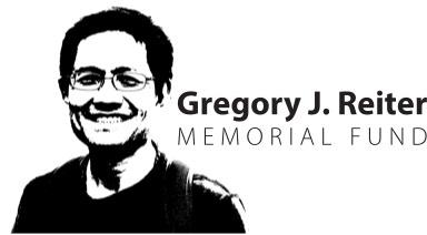Gregory J. Reiter Memorial Fund